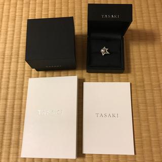 タサキ(TASAKI)の新品未使用 TASAKI コメット プラス ダイヤモンド リング(リング(指輪))