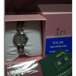 オリエント(ORIENT)の連休特価【新品・バンド調整済】レディース腕時計ORIENTイオ(腕時計)