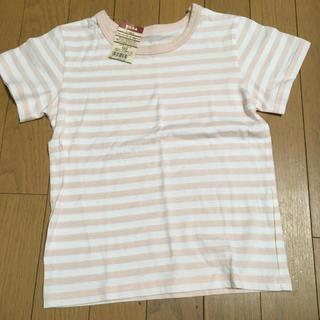 ムジルシリョウヒン(MUJI (無印良品))の新品★無印トップス  120  Tシャツ(Tシャツ/カットソー)