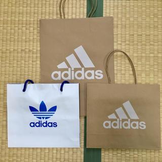 アディダス(adidas)のAdidas ショッパー(ショップ袋)