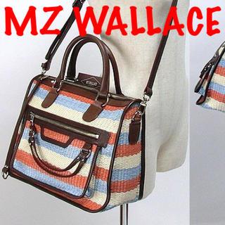 エムジーウォレス(MZ WALLACE)の★値下げしました★MZ WALLACE ショルダーバッグ(ショルダーバッグ)