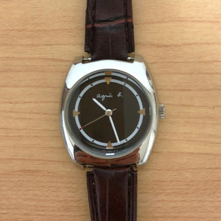 アニエスベー(agnes b.)のsana   様   😊   専用                 稼働品 ㊷(腕時計)