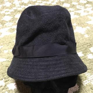 クール(coeur)の値下げ中!coeur ウール混ハット クール 帽子(その他)