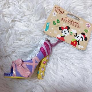 ディズニー(Disney)のラプンツェル オーナメント シューズ 靴(キャラクターグッズ)
