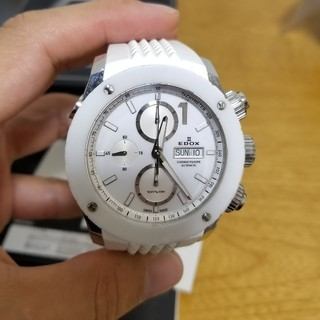 エドックス(EDOX)のエドックス クロノオフショア1 オートマチック(腕時計(アナログ))