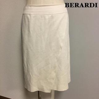 アントニオベラルディ(ANTONIO BERARDI)の【BERARDI】ベラルディ  台形スカート サイズ6(ひざ丈スカート)