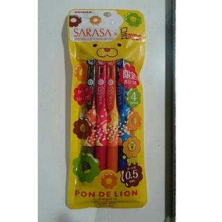 サラサ(さらさ)の新品 未開封 SARASA コラボ ボールペン  mister Donut(ペン/マーカー)
