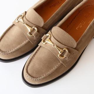 ディエゴベリーニ(DIEGO BELLINI)のDIEGO BELLINI(ディエゴベリーニ) ビットローファー スエード(ローファー/革靴)