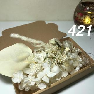 花材セット ハーバリウム花材421(プリザーブドフラワー)