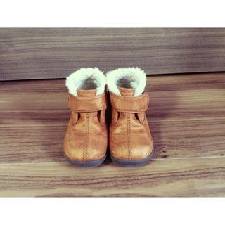 ムジルシリョウヒン(MUJI (無印良品))のさららん様専用☆無印良品 ベビーボアブーツ(ブーツ)