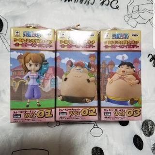 ワンピース ワーコレ セット ホールケーキ1(アニメ/ゲーム)