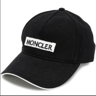 モンクレール(MONCLER)のモンクレ キャップ 新品(キャップ)