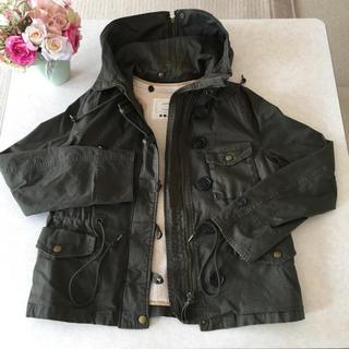 プラステ(PLST)のPLST プラステ 裏付きジャケット 美品です!SALE(ミリタリージャケット)