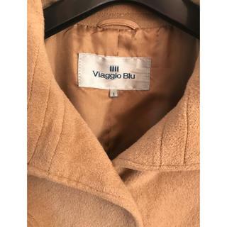 ビアッジョブルー(VIAGGIO BLU)のビアッジョブルー コート(ロングコート)