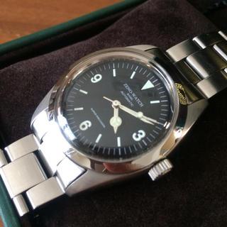 ゼノウォッチ(ZENO-WATCH)のZENO-WATCH  BASEL  腕時計  メンズ(腕時計(アナログ))