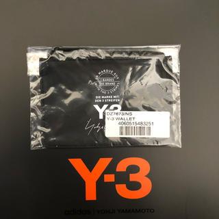 ワイスリー(Y-3)の新品 未開封 18-19AW Y-3 限定ポーチ yohji ワイスリー(その他)