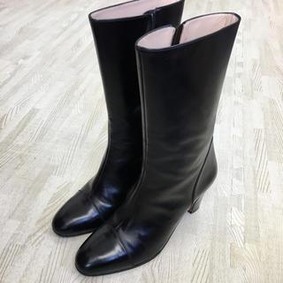 タニノクリスチー(TANINO CRISCI)のタニノクリスチー ミドル丈ブーツ(ブーツ)