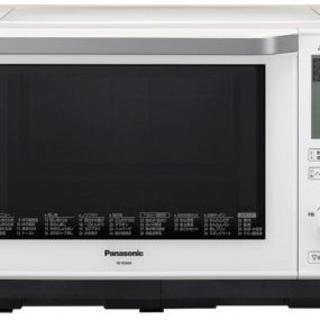 パナソニック(Panasonic)のNE-BS604-W スチームオーブンレンジ Bistro 26L ホワイト(電子レンジ)