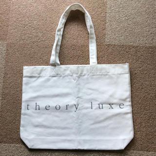 セオリーリュクス(Theory luxe)のtheory luxe キャンパス地ショルダーバック (ショルダーバッグ)