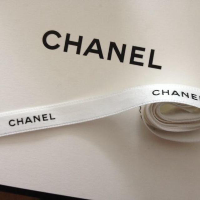 CHANEL(シャネル)のシャネル♥︎リボン♥︎紐 その他のその他(オーダーメイド)の商品写真
