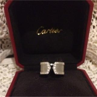 カルティエ(Cartier)のCartier LM ダイヤモンド カルティエ  リング 2C C2(リング(指輪))