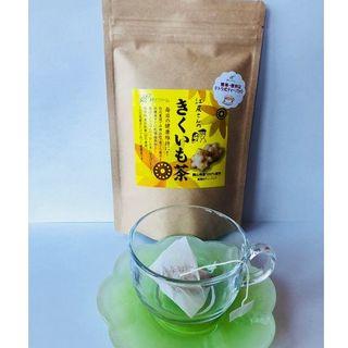 菊芋茶テトラタイプ 36g(3g×12ティーパック)(健康茶)
