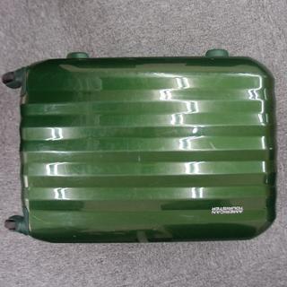 アメリカンツーリスター(American Touristor)のアルス様専用 アメリカンツーリスター スーツケース トラベルバッグ グリーン(トラベルバッグ/スーツケース)