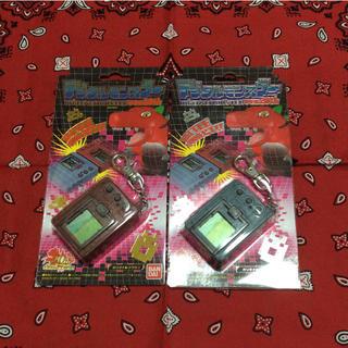 バンダイ(BANDAI)のデジモン 20th オリジナルブラウン&グレー セット!(携帯用ゲーム本体)
