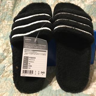 アディダス(adidas)のアディダス ボアサンダル 7(サンダル)