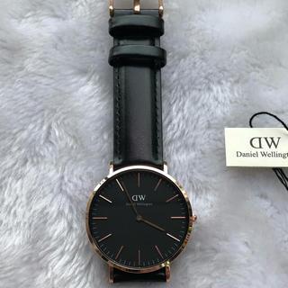 ダニエルウェリントン(Daniel Wellington)のダニエルウェリントン 腕時計 CLASSIC 40MM  ローズゴールド(腕時計(アナログ))
