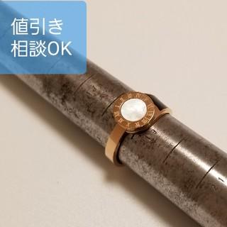 ステンレスサークルリング18号(リング(指輪))