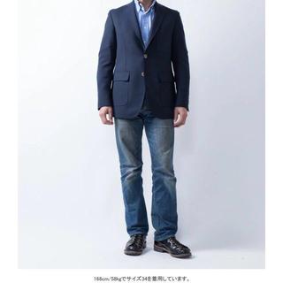 インディヴィジュアライズドシャツ(INDIVIDUALIZED SHIRTS)の定価十万 INDIVIDUALIZED SHITS  ジャケット ブレザー(テーラードジャケット)