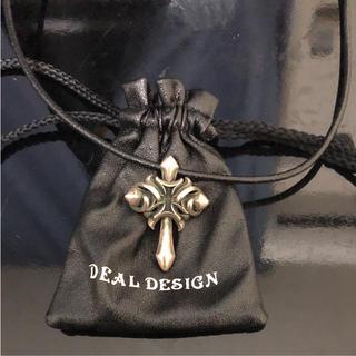 ディールデザイン(DEAL DESIGN)のディールデザイン DEAL DESIGN ネックレス バフォメットクロス(ネックレス)