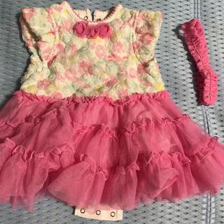 8c8fe3cbcb63a セレモニードレス スーツ · ピンクドレス 12M 75〜80. ¥900. コストコ - ベビー ドレス