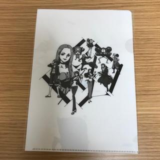 安室奈美恵バージョン  クリアファイル(クリアファイル)