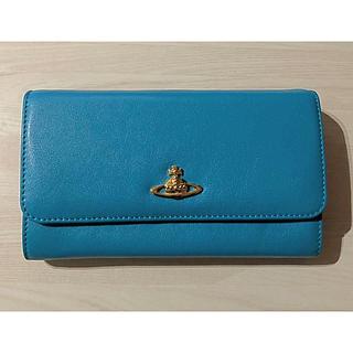 ヴィヴィアンウエストウッド(Vivienne Westwood)の新品♡正規品 ヴィヴィアンウエストウッド  長財布 バイカラー♡(財布)