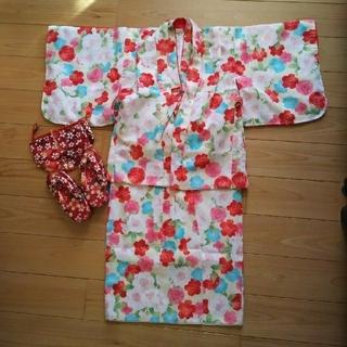 子供 着物セット おでかけ着物 ひなまつり お正月(和服/着物)
