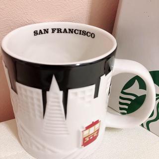 Starbucks Coffee - スターバックス マグカップ サンフランシスコ SAN FRANCISCO 限定