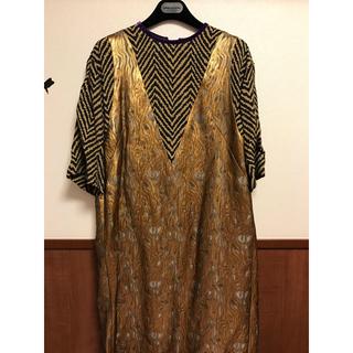 ドリスヴァンノッテン(DRIES VAN NOTEN)のドリスヴァンノッテン ドレス(ひざ丈ワンピース)