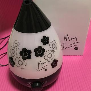 マリークワント(MARY QUANT)のマリークワント*アロマ加湿器(加湿器/除湿機)