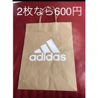 アディダス(adidas)の【値下げ】アディダス ショッパー 紙袋(ショップ袋)