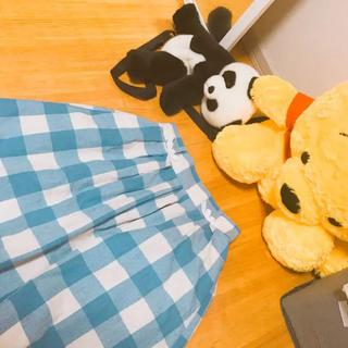 リズリサ(LIZ LISA)の♡リズリサ チェックスカート♡(ひざ丈スカート)