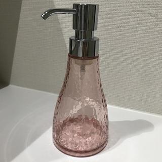 フランフラン(Francfranc)のフランフラン ソープディスペンサー ピンク(容器)