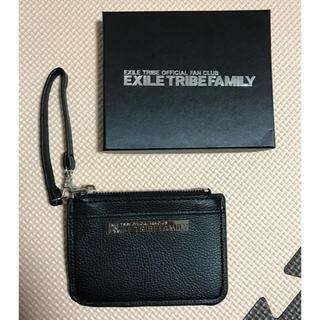 エグザイル トライブ(EXILE TRIBE)のEXILE TRIBE FAMILY ファンクラブ継続特典 パスケース(名刺入れ/定期入れ)