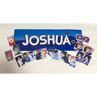 セブンティーン(SEVENTEEN)のSEVENTEEN JOSHUA グッズ1(K-POP/アジア)