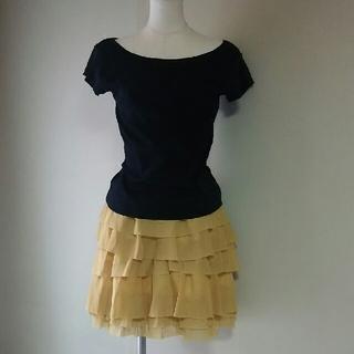 アニタアレンバーグ(ANITA ARENBERG)の新品 ミニスカート  Lサイズ   ANITA ARENBERG(ミニスカート)