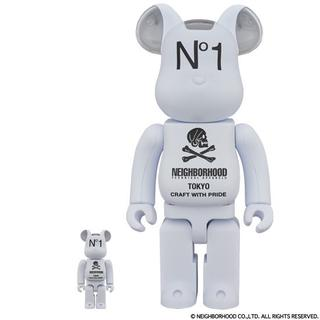 【未開封】BE@RBRICK NEIGHBORHOOD 100% & 400%