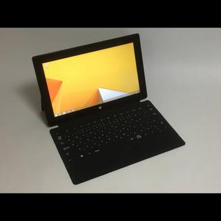 マイクロソフト(Microsoft)のすぐ使えるオフィス付き サーフェスとキーボード(ノートPC)
