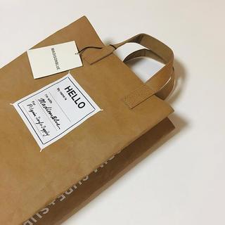 マディソンブルー(MADISONBLUE)の新品未使用 MADISONBLUE Gramercy Ⅱ TOTE BAG (トートバッグ)