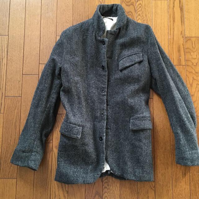 GARMENT REPRODUCTION OF WORKERSウールジャケット レディースのジャケット/アウター(テーラードジャケット)の商品写真